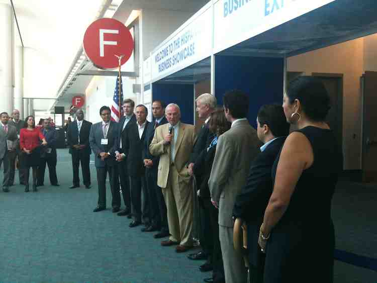 Hispanic Business Showcase Inauguration San Diego