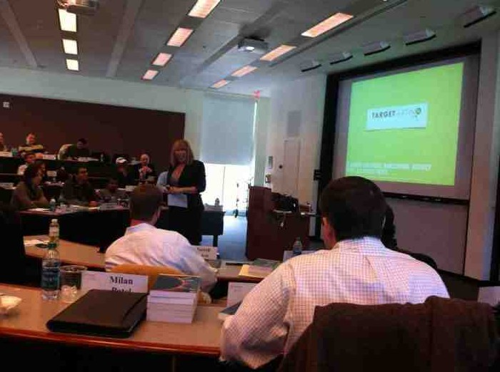 Havi Goffan Speaking at Emory University Executive MBA