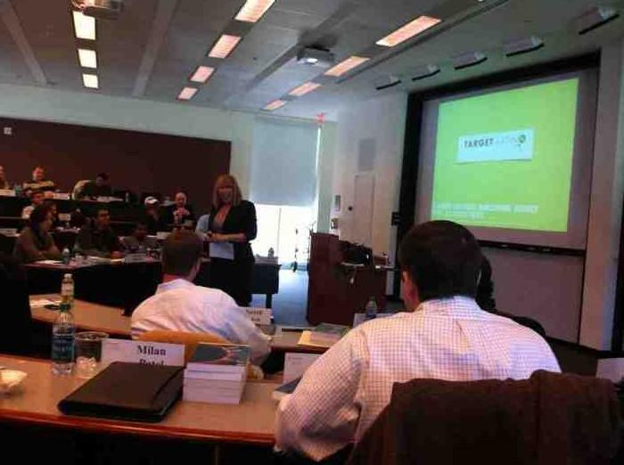 Havi Goffan Speaking at Emory University Executive MBA