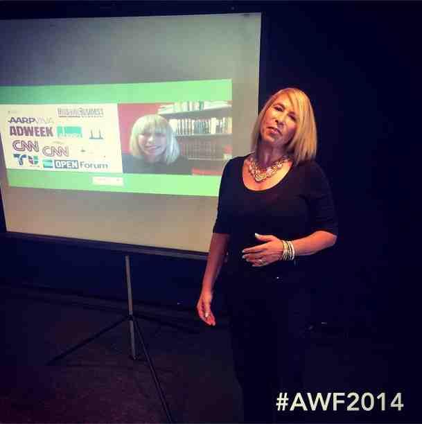 Havi Goffan at ATLWebFest 2014