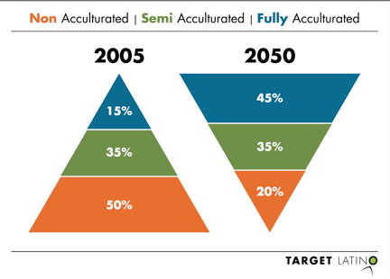 Hispanic Market Size Forecast 2050 by Target Latino