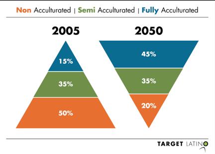 Hispanic Market Size Forecast 2050 by Target Latino