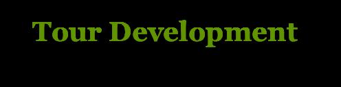 Marketing Presentation for Tour Development